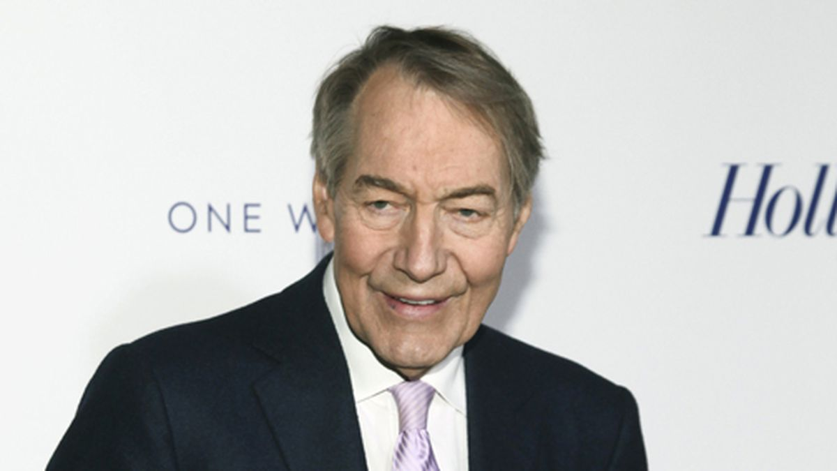 In this April 13, 2017 file photo, Charlie Rose attends The Hollywood Reporter's 35 Most...