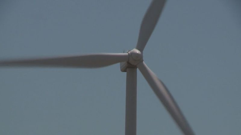 Black Hills Energy is building a wind farm in Wyoming to provide a renewable energy source for...