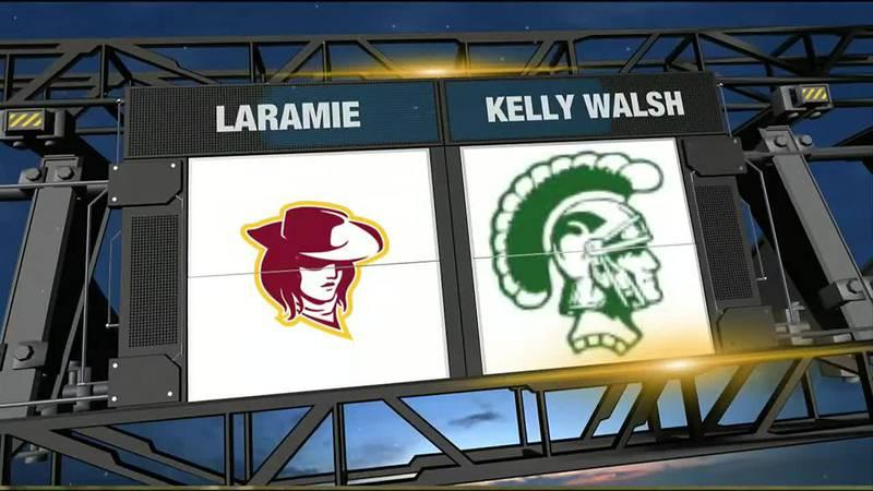 Kelly Walsh-Laramie Highlights