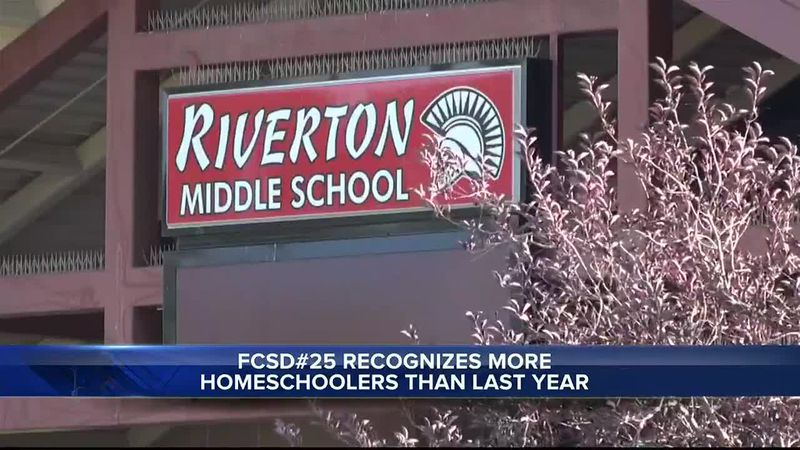 Riverton Middle School in Riverton, WY