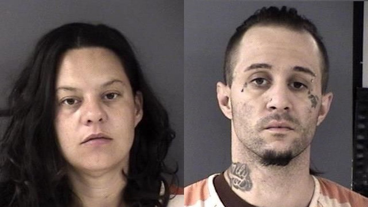 Two Cheyenne, Wyoming residents, are in custody following a pursuit that took place Thursday...