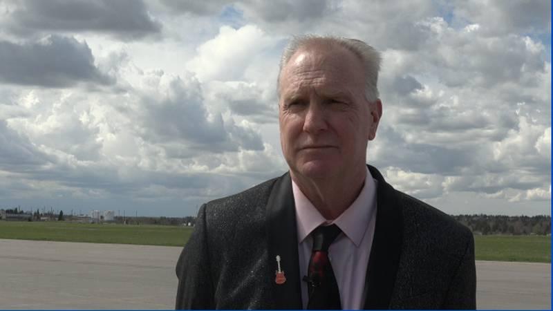 Aeronautics Committee Meeting- Tim Barth -Director of Aviation Cheyenne Regional Airport- May...