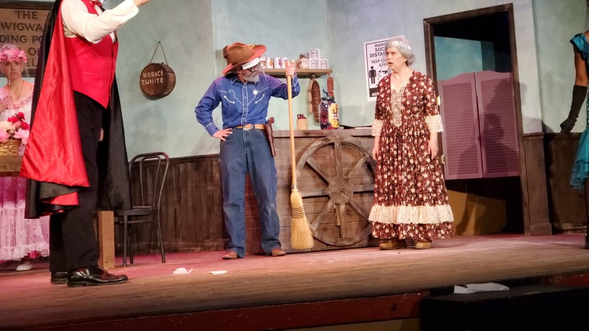 Photo Courtesy of  the Cheyenne Little Theatre Players