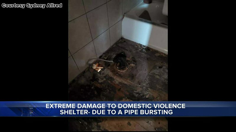 Fremont County domestic violence shelter in Riverton, WY