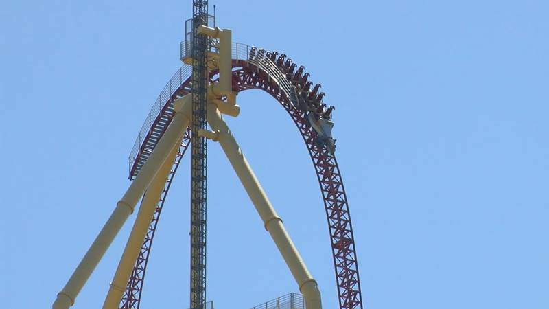 The Department of Agriculture is investigating after an accident at Cedar Point.