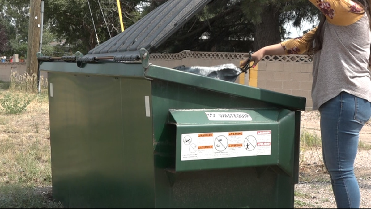 City of Cheyenne Public Works reports increase in illegal dumping
