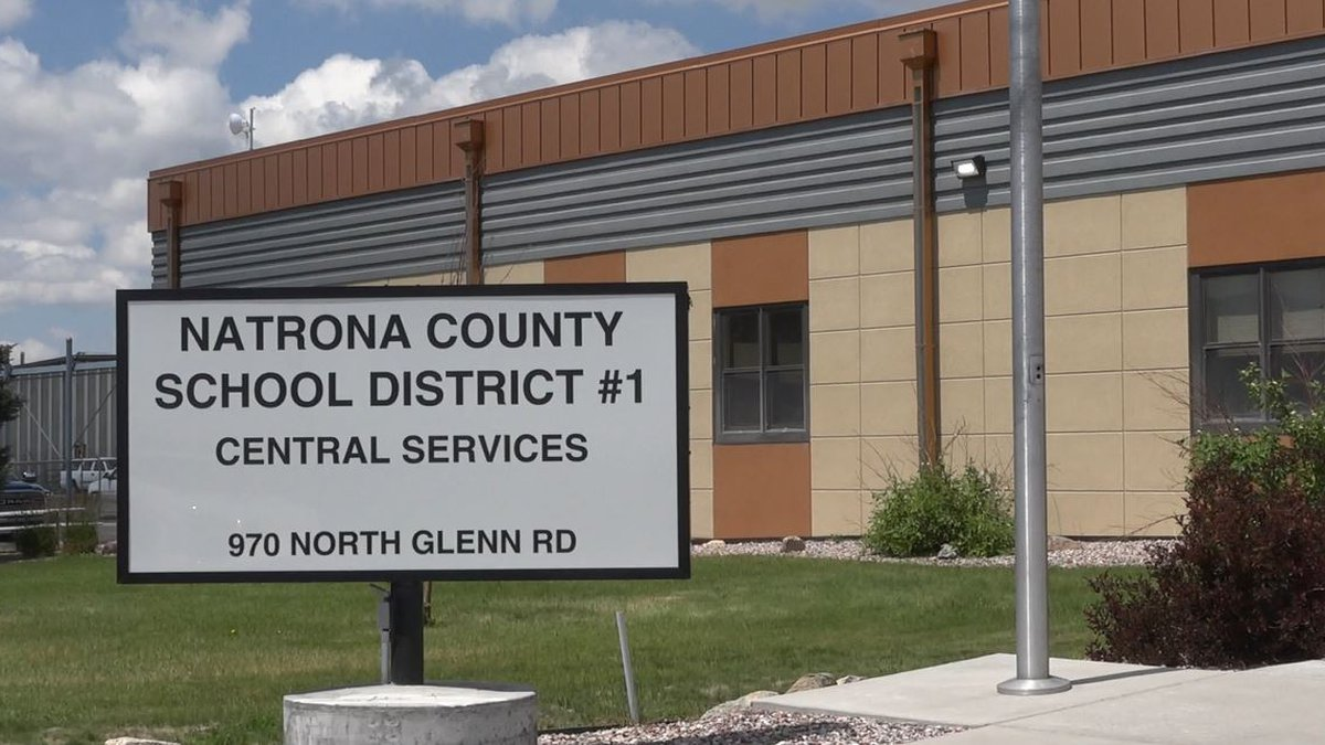 The outside of NCSD Central Services