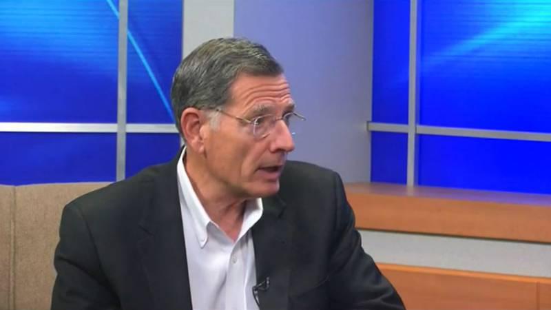 An interview with U.S. Senator John Barrasso