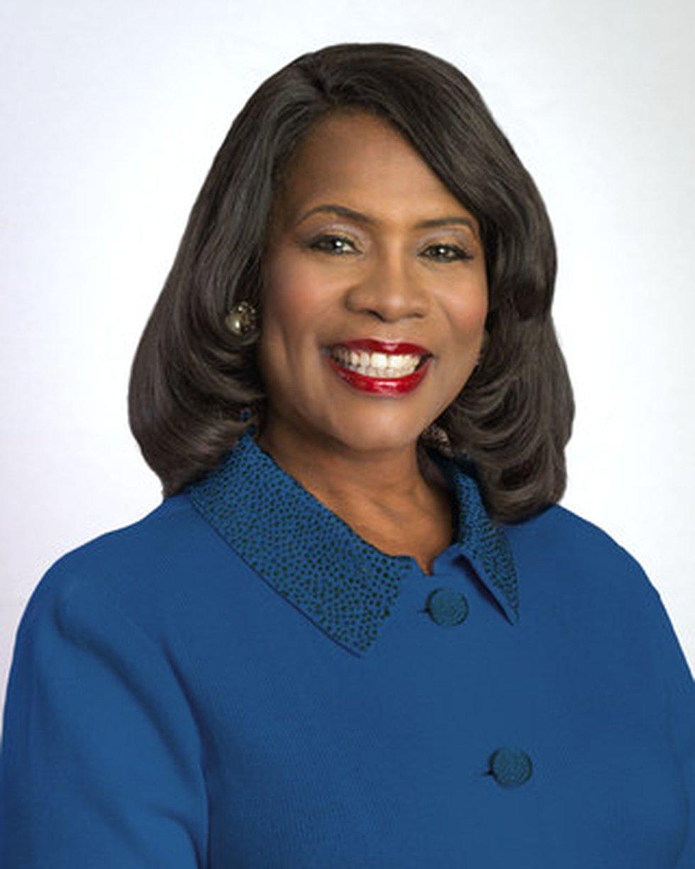 Glenda Glover, Ph.D., JD, CPA,President, Tennessee State University