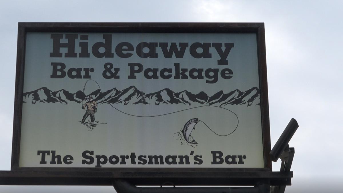 Hideaway Bar, Mills Wyoming