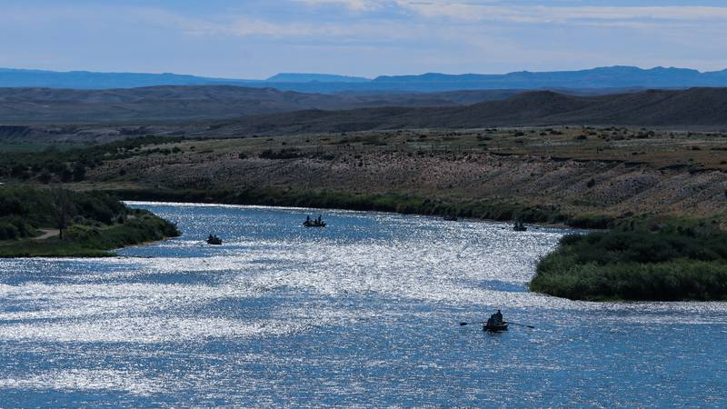This year's Fishin' for the Mission Fly Fishing Tournament fundraiser, the eighth-annual for...