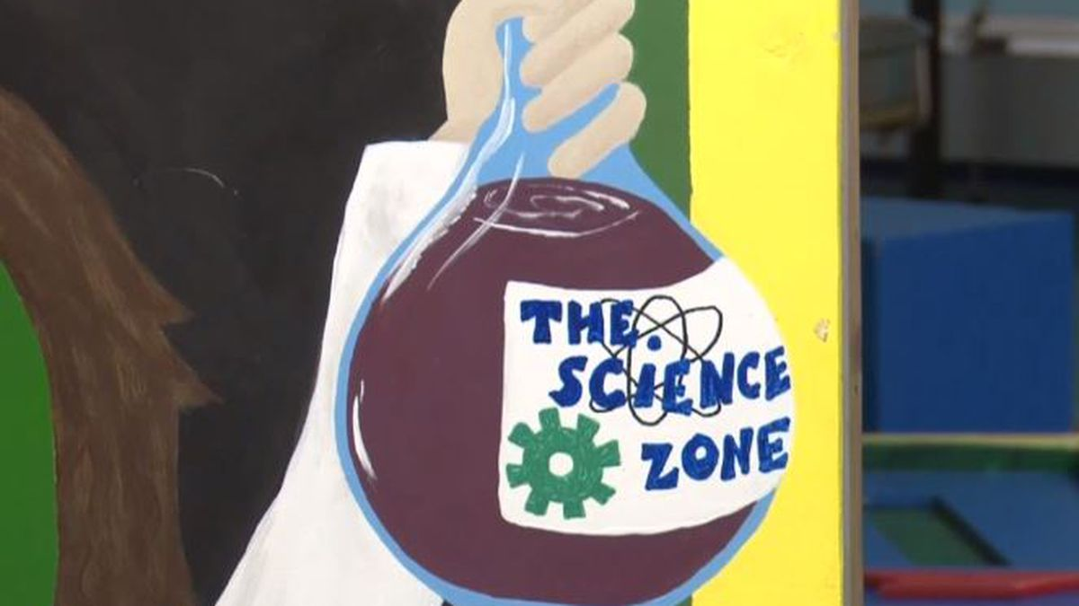 The Science Zone in Casper, Wyo.