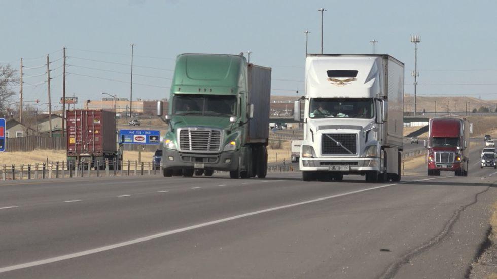 Trucks on city streets costs permits