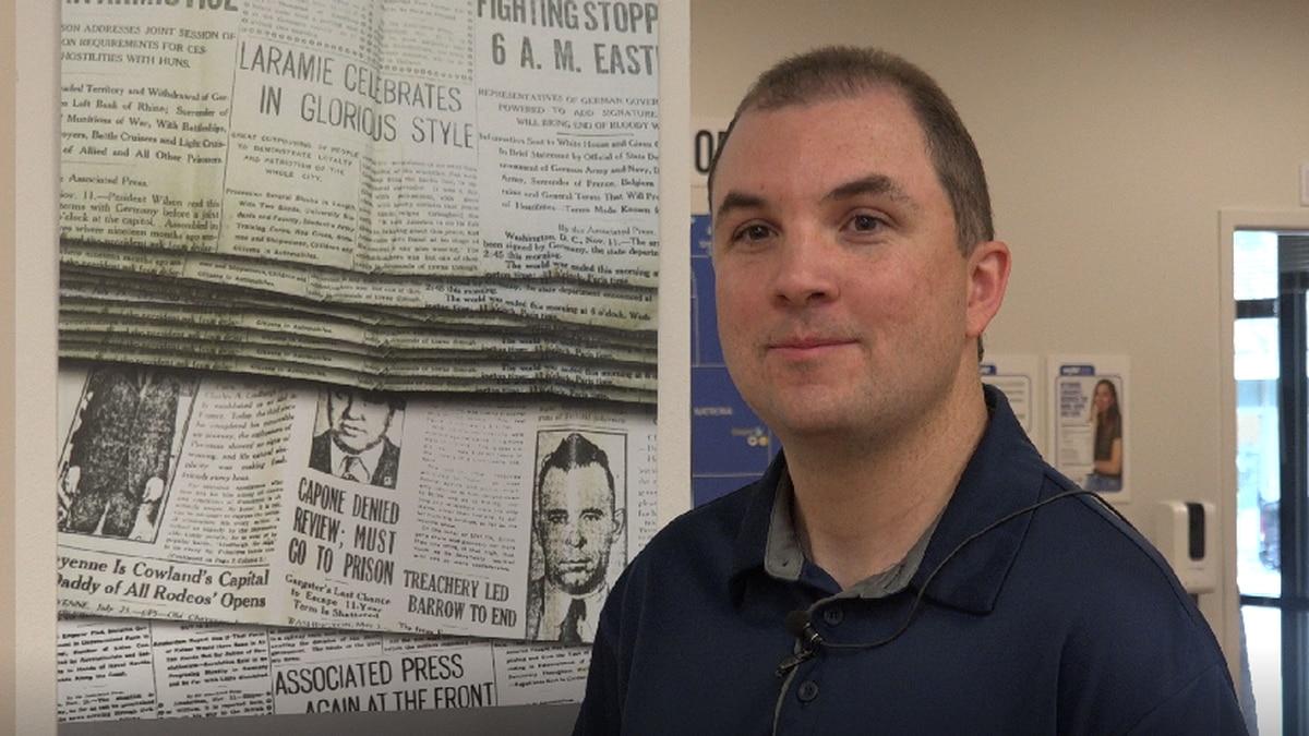 German POW newspapers get digitized- Travis Pollok