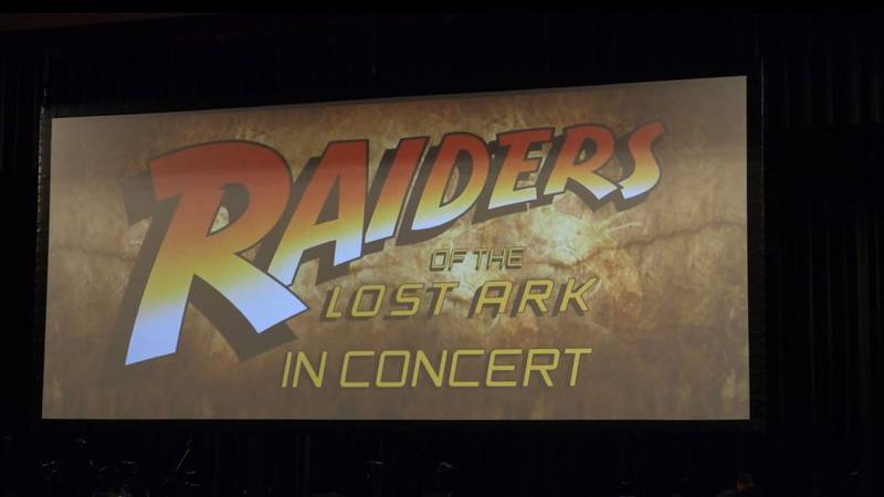 The Cheyenne Symphony Orchestra will be playing a live performance during Indiana Jones Raiders...