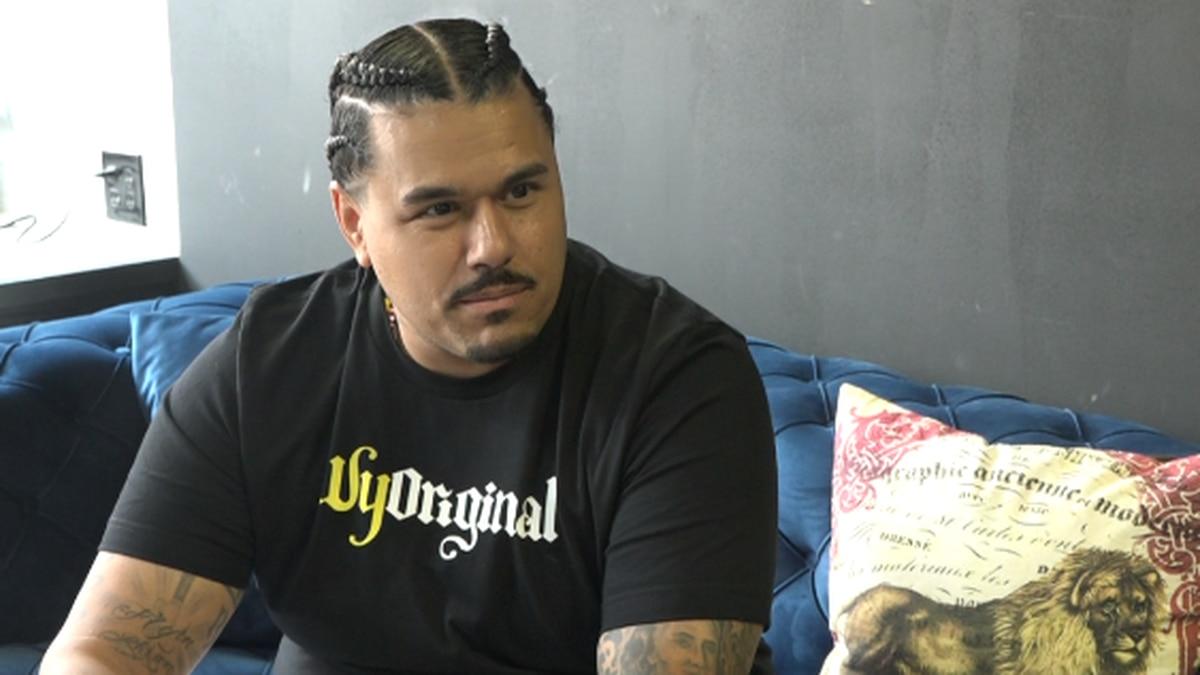 Angel Maldonado, Owner of Presidential Barbershop