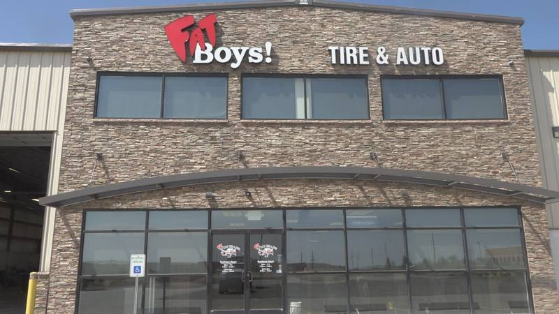 fat boys tires and auto