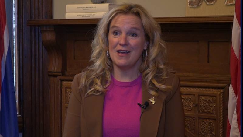 Jillian Balow- WY State Superintendent of Public Instruction- National Teacher Appreciation...