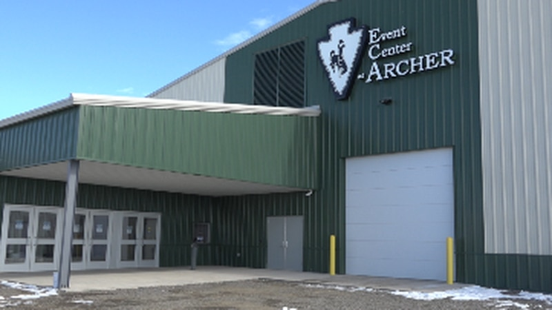 Event Center at Archer hosts Farm and Ranch Show.
