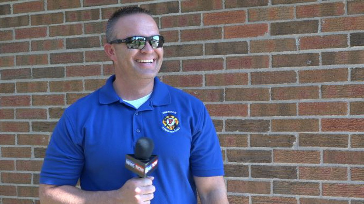 Spokesperson for the Cheyenne Firefighters talks about the 4th annual chili cook off.