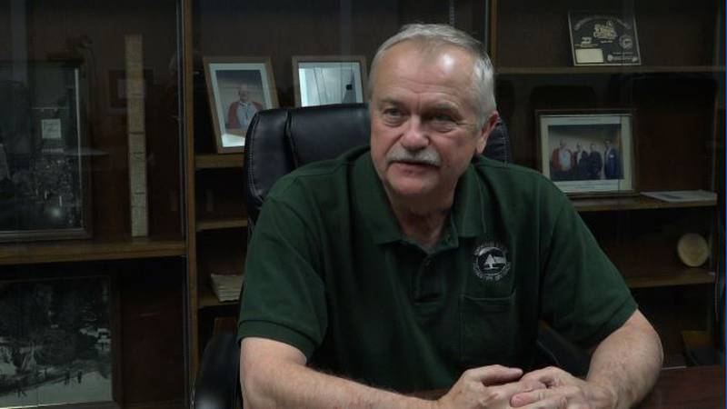 Wyoming State Forester talks about wildfire in Wyoming and how to be prepared.