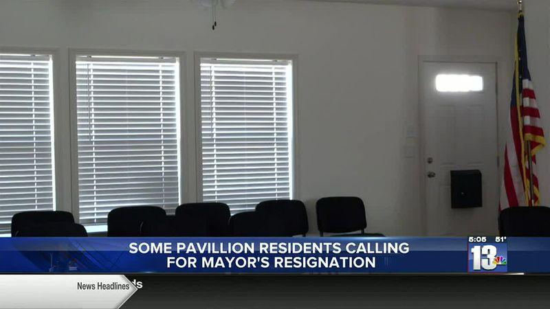 Pavillion Town Hall