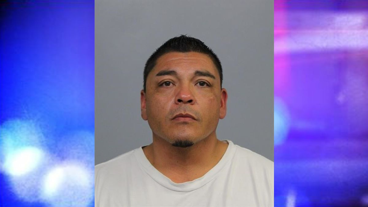 Raul Sanchez of Casper, Wyoming was arrested and charged with multiple counts of assault and strangulation.