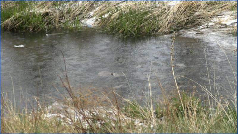 Crow Creek in Cheyenne, Wyoming