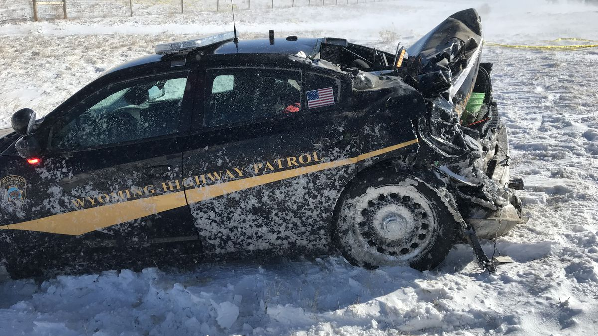 Courtesy: Wyoming Highway Patrol