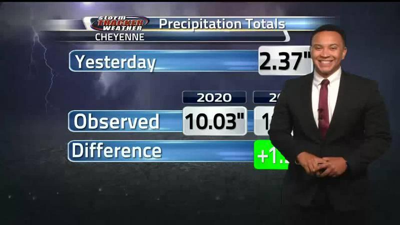 Julian Cheyenne Weather 6-9