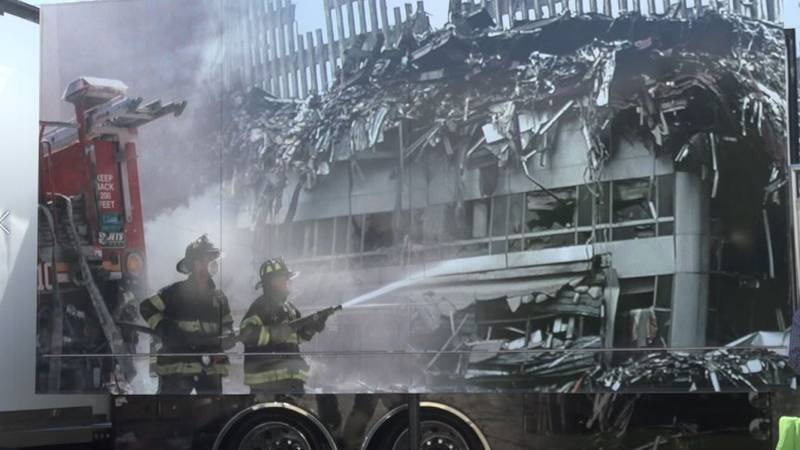 9/11 memorial raises funds for first responders