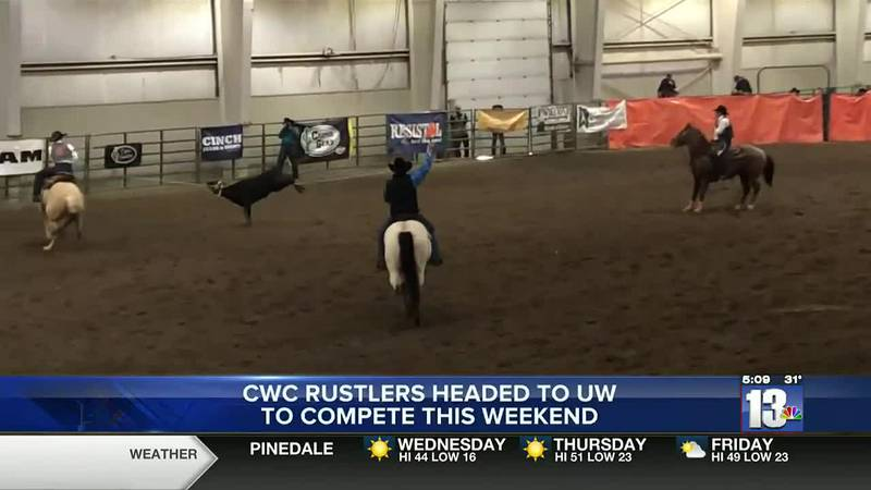 Central Wyoming College Rodeo Team