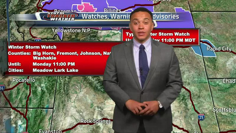 Julian Saturday evening forecast 4-17