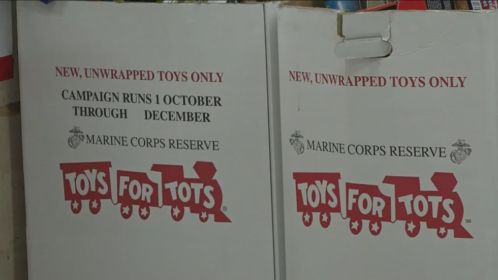 Toys for Tots accepting Christmas requests and donations