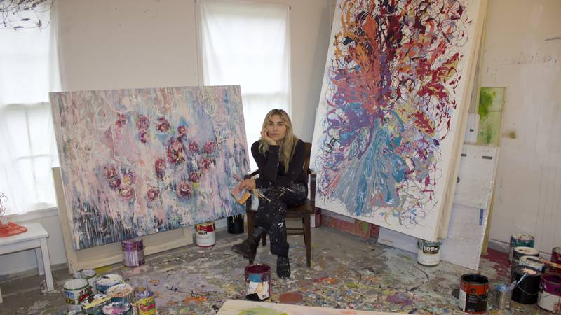 The Nicolaysen Art Museum hosts Serena Bocchino for a mini-residency and exhibition opening