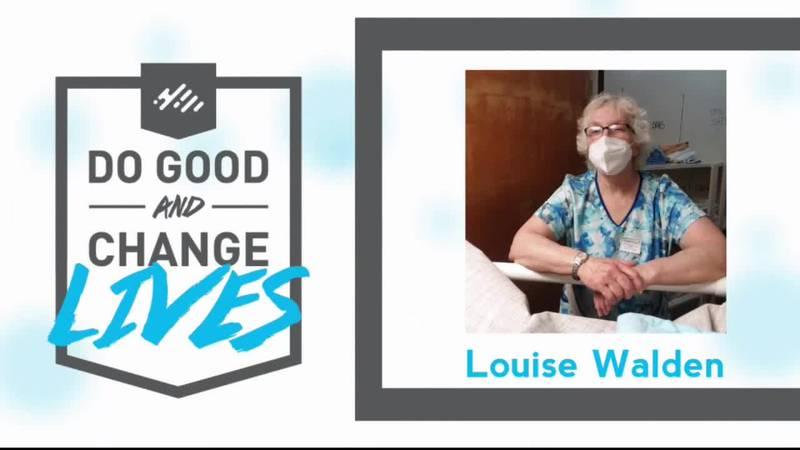 This week's Do-Gooder award winner is Louise Walden.