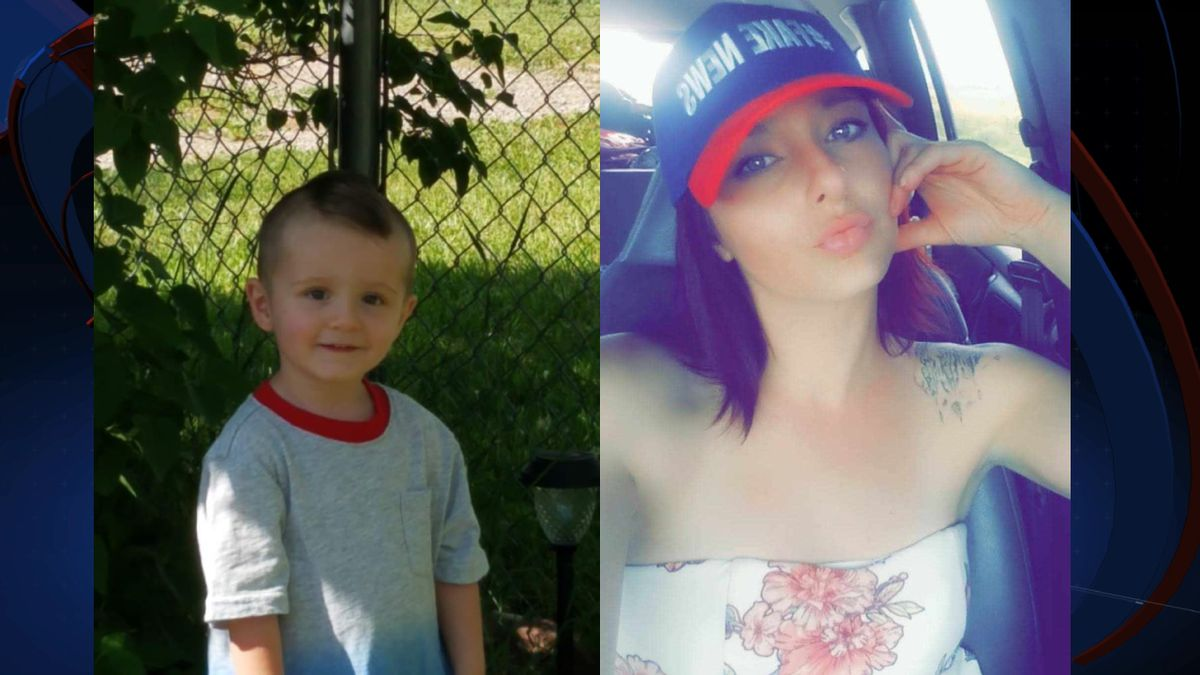 The Loveland Police Department in Colorado is asking for the public's help finding Leo Liscum. Police say the two-year-old the boy's biological mother, Alexandra Gralewski, took the child while he was at a baby-sitter's. The boy's father, Jacob Liscum, was awarded sole custody of Leo by the courts.