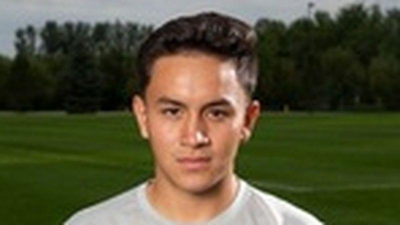 Golden Eagles' sophomore Omar Castruita was named Region IX Men's Soccer Most Valuable Player...