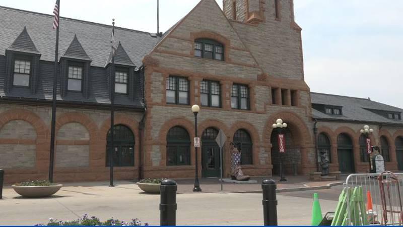 Cheyenne depot