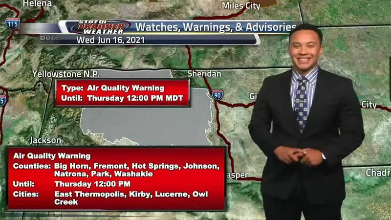 Julian Casper Weather 6-16