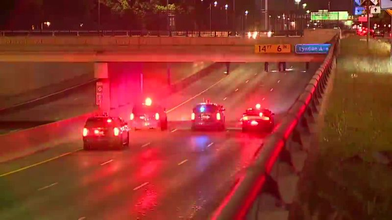 A 2-year-old is dead as a 9-year-old fights for their life following two separate freeway...