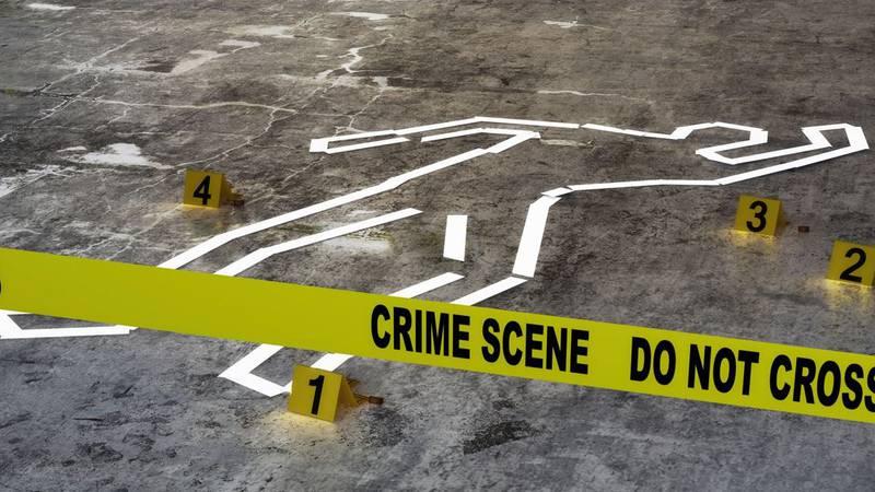 generic crime scene source unknown