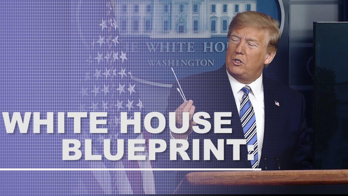 Washington Correspondent Kyle Midura examines the White House's coronavirus testing blueprint....