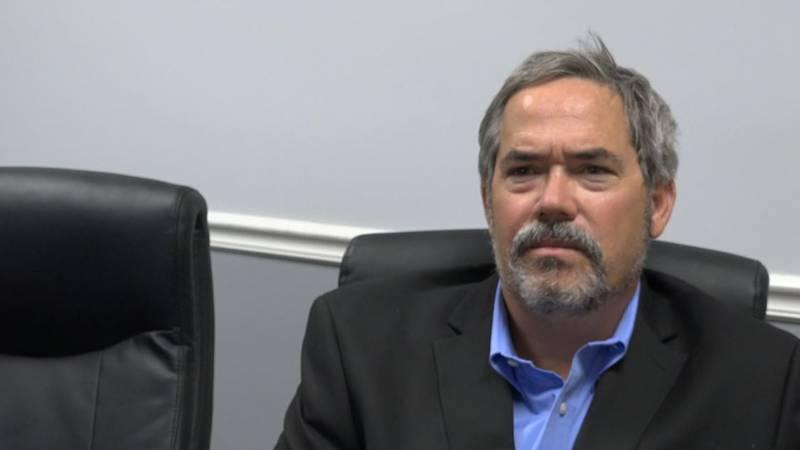 David Martorano speaking to Wyoming News Now on October 6th