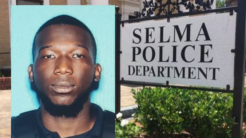 Selma police officer Marquis Moorer was shot and killed on July 27, 2021.