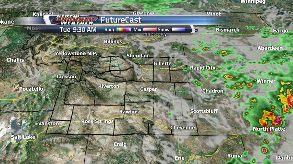 Isolated showers are expected in the morning but should leave the rest of the day clear of any...