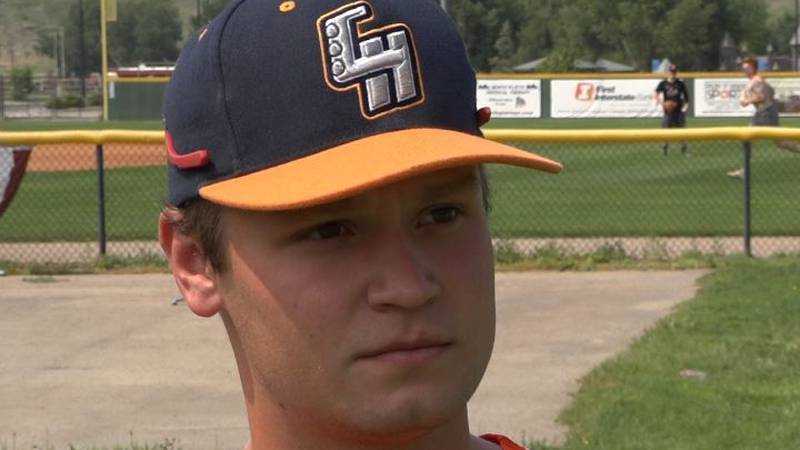 Casper Horseheads All-Star Ryan Callahan talking about his selection to the Expedition League's...