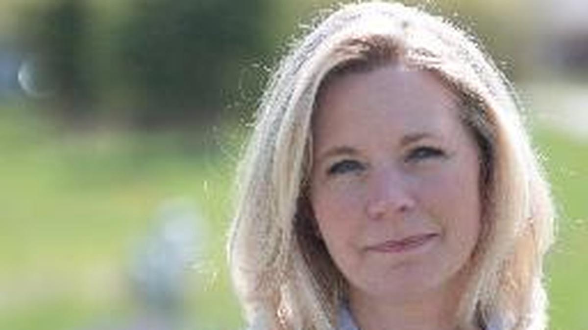 Liz Cheney dominates fundraising in Wyoming US House race