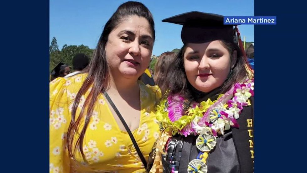 Kiana Hummel, 18, (right) was supposed to have a fun getaway in Mexico before college, but the...