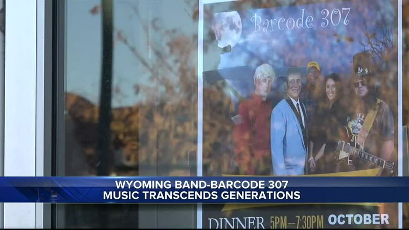 Barcode 307 played at the Elks on Halloween 2020 in Riverton, WY